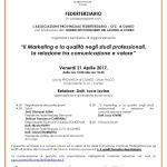Locandina Seminario CUNEO 21.04.2017
