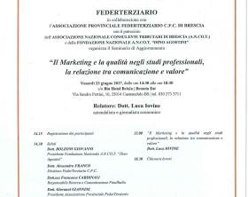 Locandina Brescia 23.06.2017
