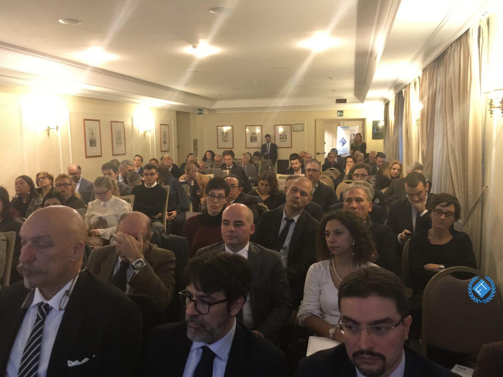 Evento Nazionale Federterziario - Roma 14 dicembre 2017