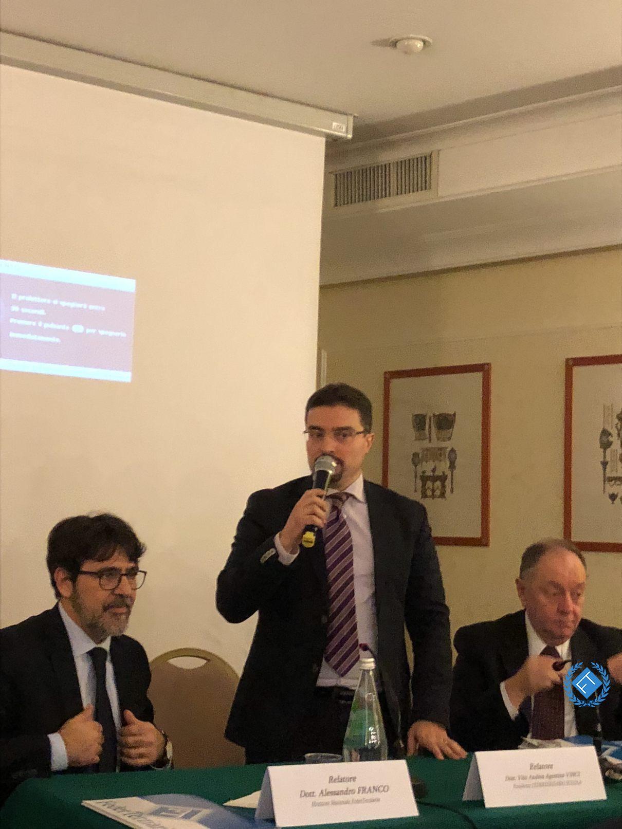 Evento Nazionale Federterziario - Roma 12 dicembre 2017